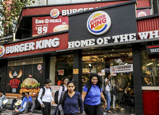 Burger King India Rises 92% Over IPO Price On Stock Market ...