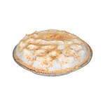 Sara Lee Chef Pierre Gourmet Coconut Meringue Hi Pie, 10 inch - 4 per case.
