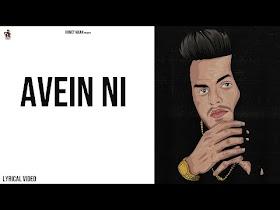 ROMEY MAAN - AVEIN NI ( Lyrical video ) Sulfa | new punjabi songs 2021