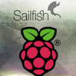 SailPi, with SailfishOS 2.0.0.10 now available!