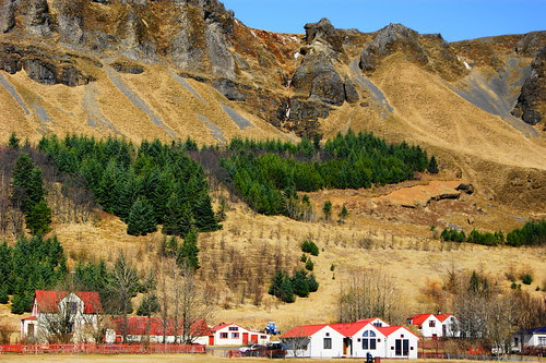 Icelandic country side