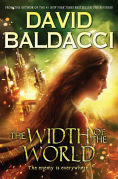 Title: The Width of the World (Vega Jane, Book 3), Author: David Baldacci