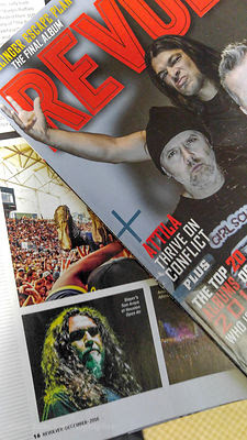 Revolver Magazine,