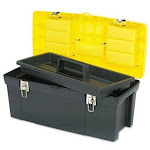 """Stanley 019151m Tool Box With Tray, 2000 Series, 19"""""""