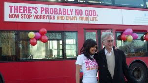 The Atheism Bus in London