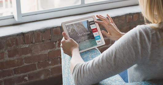 Adobe's new Slate app aims to turn anyone into a web designer for free