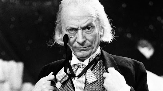 DOCTOR WHO's Peter Capaldi Pays Tribute to William Hartnell | Nerdist