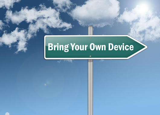 Qué es BYOD (bring your own device)