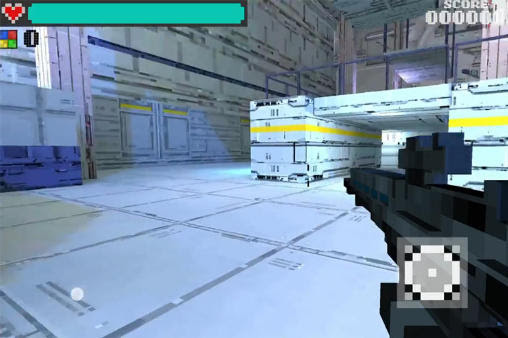 Screenshots of the Block gun 3D: Call of destiny for Android tablet, phone.