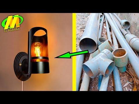 Cara Membuat Lampu Hias Dapur | Ide Rumah Minimalis