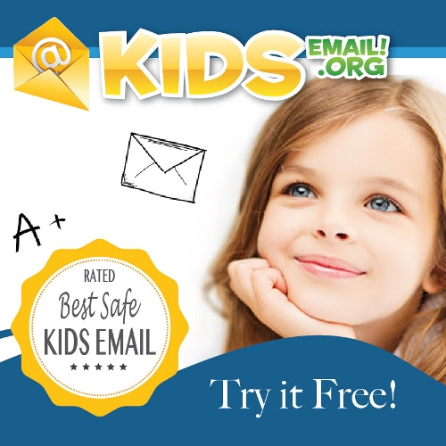 KidsEmail.org email for kids {Review}