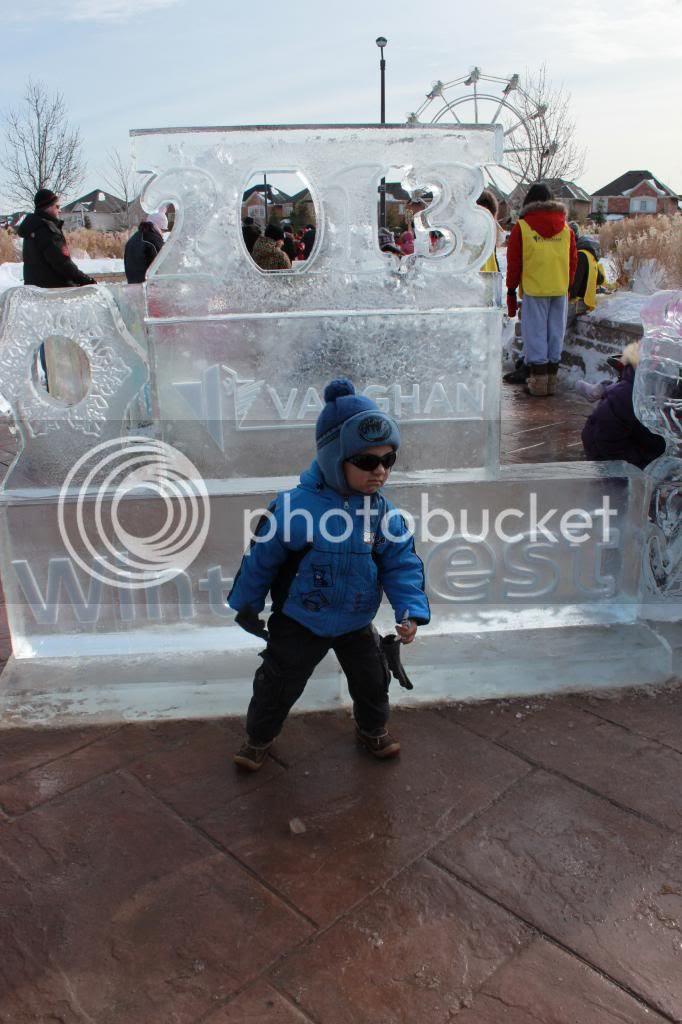 ice work