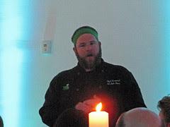 Chef Jeremiah Bullfrog