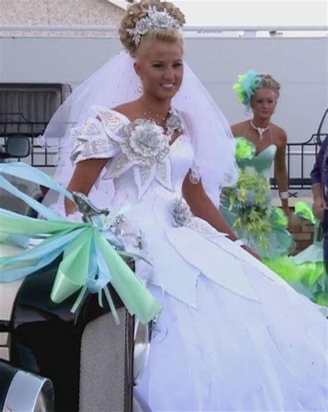157 best My Big Fat Gypsy Wedding images on Pinterest
