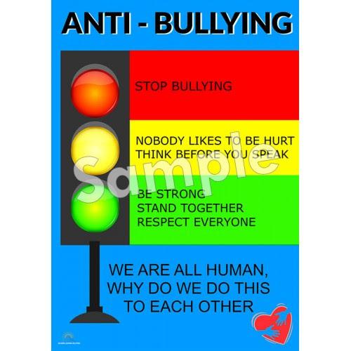 Tren Untuk Poster Stop Bullying Koleksi Poster