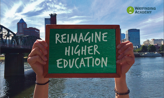 Re-imagining Higher Education