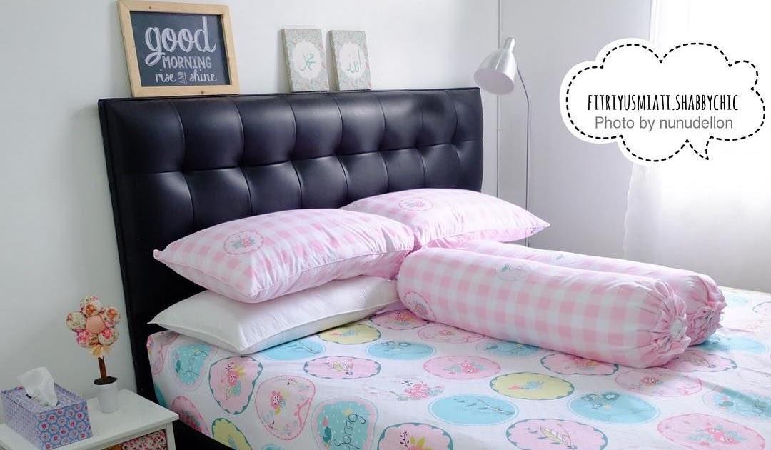 Warna Pink Desain Kamar Tidur Anak Perempuan Minimalis ...