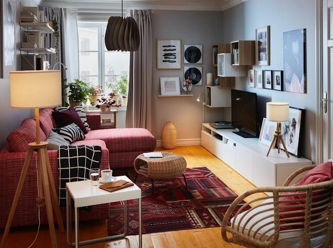 Tampilan Ruang Tamu Sederhana | Ide Rumah Minimalis