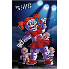 Five Nights at Freddy's Sister Location Baby Poster 34x22 - Trends International