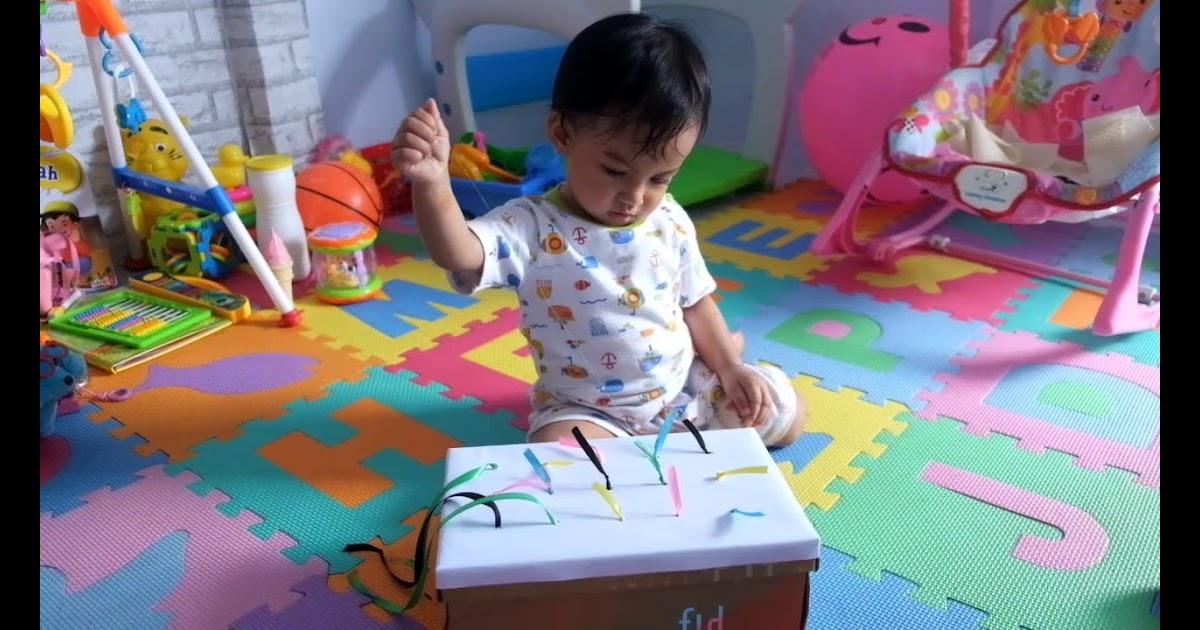 Mainan Untuk Melatih Motorik Anak 1 Tahun - Berbagai Permainan