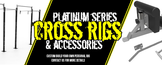 NEW ARRIVAL! MA1 Platinum Series Cross Rig Range