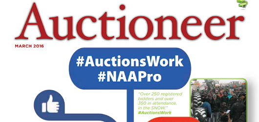 National Auctioneers Week | #Auctionswork #NAAPro | Auctioneers