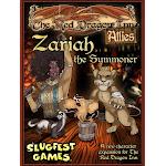 Red Dragon Inn: Allies Zariah The Summoner Card Game