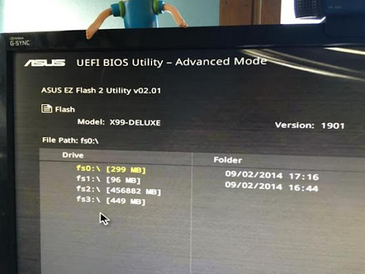 How to update your PC's BIOS system - Security Tips