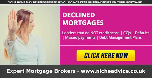 Mortgage declined time to speak to the experts. - Mortgage Broker in London