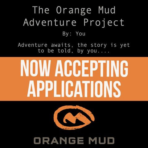 Introducing the Orange Mud Adventure Project