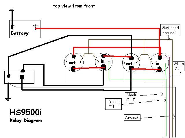 Warn Xt40 Wiring Diagram