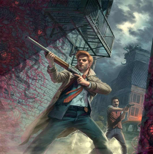 GDR: Call of Cthulhu, Questione di scelte! – Eagle Point