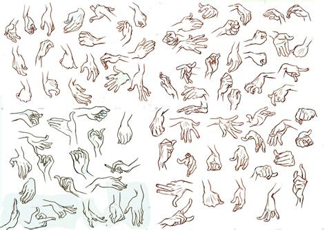 animopus hand poses galore