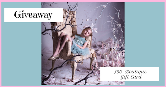 Giveaway - $50 Gift Card to the Cutest Boutique you just have to see! - A Little Crunchy