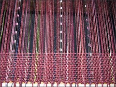 Beginning of the new shawl