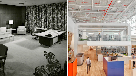How Businesses + Leaders Have Changed Over Time - Steelcase