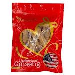 Hand-selected American Ginseng Root Large Medium-Short Size (Gift Bag), 4oz.