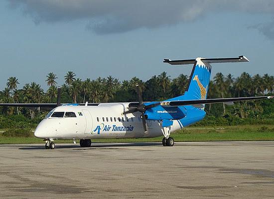 Air Tanzania DHC8-300