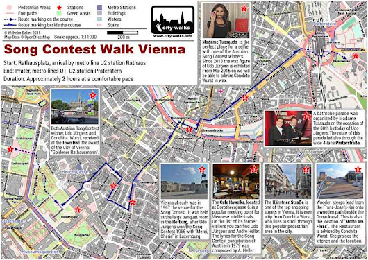 Song Contest Walk Vienna – Free Download
