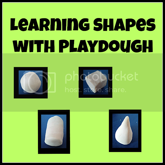 Learning Shapes with Playdough