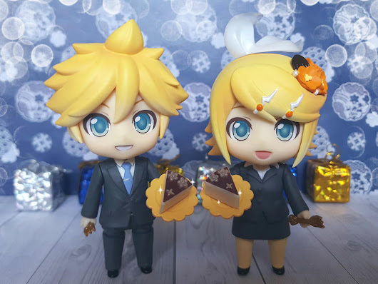 Kagamine Rin and Len 10th Anniversary - Nendoroid