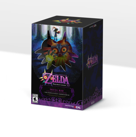 Majora's Mask Pre-Order Showcased