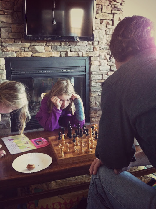 On Fathers and Daughters and Chess
