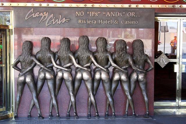 Crazy Girls, Riviera, Las Vegas