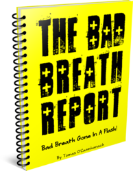 how to cure bad breath permanently home remedies