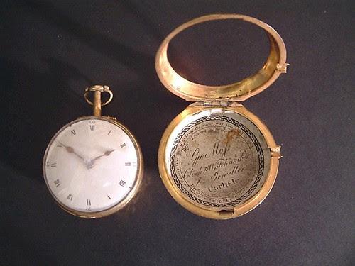 watchpaper in situ