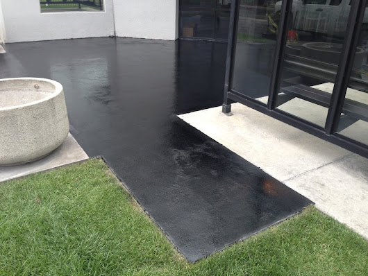 Epoxy Flooring for Outdoor Uses