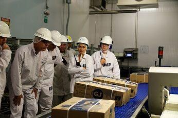 Abate de bovinos provenientes de Mato Grosso para o primeiro embarque aos Estados Unidos ocorreu no sábado, 24 de setembro. Produto segue para o país norte-americano até o próximo final de semana