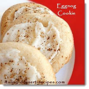 Eggnog Cookie Recipe   Italian Cookie Recipes