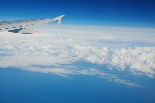 Ease Your Fear of Flying with these Tips
